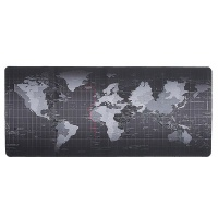 Extended World Map Mouse Pad Photo