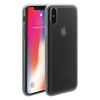 Just Mobile Tenc Self-Healing Case for iPhone X - M/Clear Photo