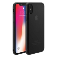Just Mobile Tenc Self-Healing Case for iPhone X - M/Black Photo