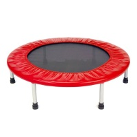 Zoolpro Mini Fitness Exercise Trampoline 91cm - Red Photo