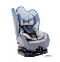 Baneen Baby Safety Car Seat Carrier - Grey Photo