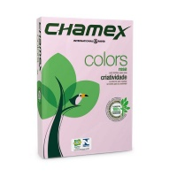 Chamex : A4 Tinted Colour Paper Ream - Pink Photo