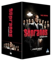 The Sopranos: Complete Seasons 1-6 Box Set Photo