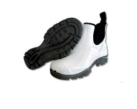 Rock Grippa Fishing Boot - White Photo