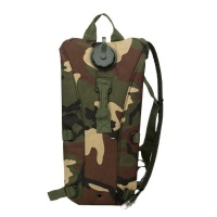 2.5L Hydration Backpack - Jungle Camouflage Photo