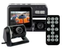 Charmza Car Camera DVR Dual Dashcam with 32G Memory Card Photo