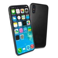Tuff Luv Tuff-Luv Ultra-Thin protection For Apple iPhone X - Frost Black Photo