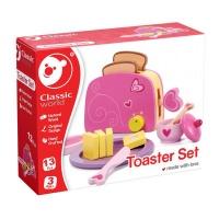 Classic World Toaster Set Photo