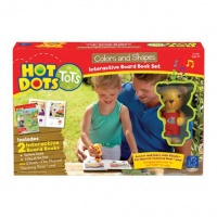 Learning Resources Hot Dots: Tots Colours & Shapes Photo