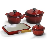 Fine Living - Lifestyle Cast Iron Set - Set of 7 Photo