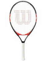 "Junior Wilson Roger Federer 25"" Tennis Racquet Photo"