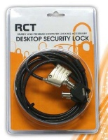 RCT Desktop Key Security Locking Solution Photo
