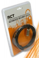 RCT Notebook Slot 4 Digit Security Lock - Premium Photo