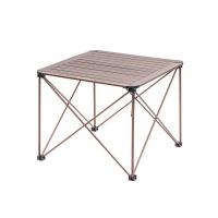 Naturehike Aluminum Folding Table - Brown Photo