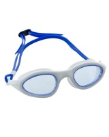 Adult Aqualine Orca Swim Goggles - Blue Photo