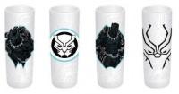 Black Panther Set of 4 - Shot Glasses Photo
