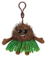 Whiffer Sniffers Backpack Clip - King Conga Coconut Photo
