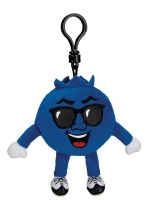 Whiffer Sniffers Backpack Clip - Billy Blueberry Photo