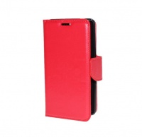 Book Cover for Huawei P10 Lite - Red Photo