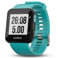 Garmin Forerunner 30 GPS Running Watch - Turquoise Photo