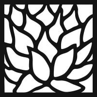 Design Flow - Lotus Wall Art Panel Photo