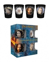 Lord Of The Rings - Character Premium Shot Glasses Photo
