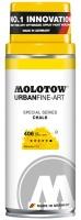 Molotow - Artist Chalk Spray 400ml - Yellow 406 Photo
