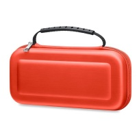 Carrying Case for Nintendo Switch - Red Photo
