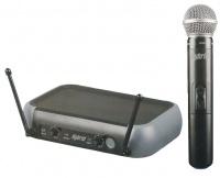 Hybrid UHF Cordless Single Hand Microphone System Photo