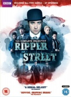 Ripper Street: The Complete Collection Photo