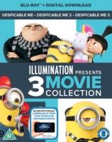 Illumination Presents: 3-movie Collection Photo