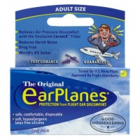 Cirrus EarPlanes Pressure Reducing Earplugs for Adults Photo