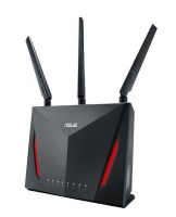 ASUS RT-AC86U AC2900 Dual-Band Wi-Fi Gigabit Fibre-Ready Gaming Router Photo