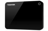 Toshiba External Harddrive Canvio Advance 2TB - Black Photo