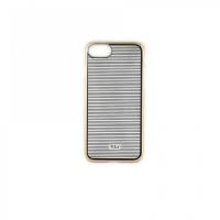 Tellur Hard Case Cover for iPhone 7/8 Plus Horizontal Stripes - Rose Photo