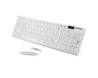 Bunker 2.4G Ultra Thin Wireless Keyboard & Mouse Photo