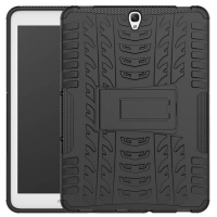 Samsung Rugged Hard Cover Stand for Tab S3 T825 & T820 Photo