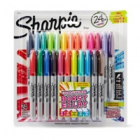 Sharpie - Assorted Colours Promo Pack of 24 Colours Photo