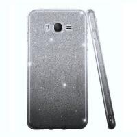 Samsung Gradient Case for Grand Prime Plus - Black Photo