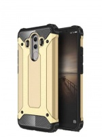 Shockproof Armor Case for Huawei Mate 10 Pro - Gold Photo