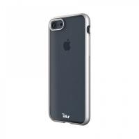 Tellur Premium Cover Fluid Fusion for iPhone 7/8 - Gray Photo
