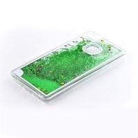 Tellur Hard Case Cover for Huawei P9 lite Glitter - Green Photo