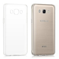 Samsung Tellur Silicone Cover for J5 LTE 2016 - Clear Photo