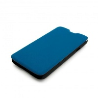 Tellur Book Case Magnetic for Huawei Y5 Leather - Blue Photo