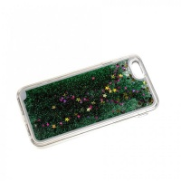 Tellur Hard Case Cover for iPhone6/6S Glitter - Green Photo