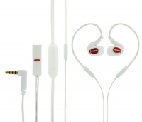Remax Neckband Sport Bluetooth Earphone - White Photo