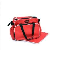 Chelino - Nappy Bag - Red Photo
