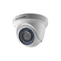 Hikvision HD1080P IR Hybrid Turbo Turret Camera Photo