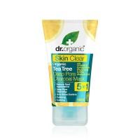 Dr.Organic Skin Clear Deep Pore Charcoal Mask - 100ml Photo