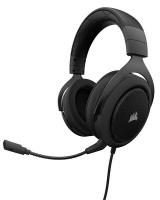 Corsair HS50 Stereo Gaming Headset - Carbon Photo